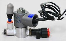 Mead Fluid Dynamics Bimba 2 Way Dyna Coil Mini Solenoid Valve Mb12 2csc 24vdc Nc