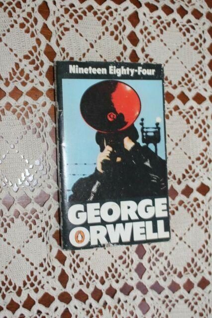 NINETEEN EIGHTY FOUR George Orwell 1980 SC GC+
