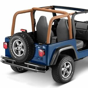 Fits Jeep Wrangler Tj 97 02 Spice Roll Bar Cover 80020 37 Ebay