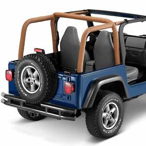 Fits Jeep Wrangler Tj 97 02 Spice Roll Bar Cover 80020 37 Ebay
