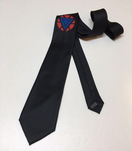 Ironman Logo Cool Tie New