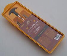 Handgun Cleaning Kit Outers 8 Piece Complete Pistol .22 22 Caliber Gun - 96410