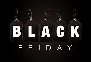 Black Friday Sale Advertising Vinyl Banner Flag Sign Usa 15 18 20 30 48 52 Ebay