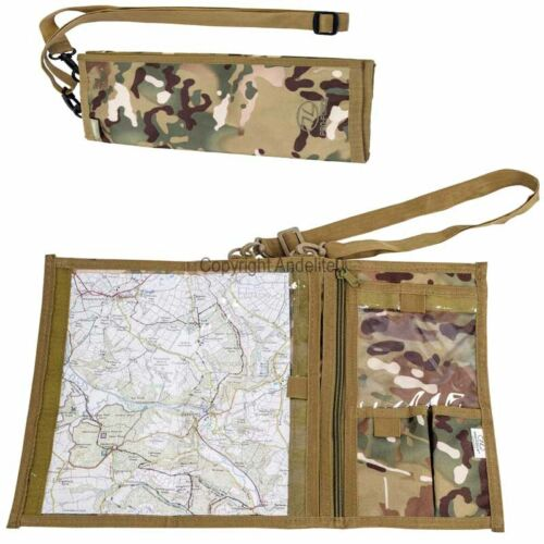 Scout Roamer Sighting Orienteering Map case Top Compass Cases Military Camo