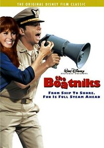 Disney-Boating-Sailing-Jewel-Thieves-Comedy-The-Boatniks-The-Boatnicks-on-DVD
