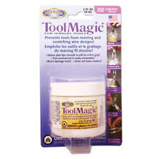 Beadsmith Tool Magic Rubber Coating For Jewelry Tools (T3-TM-BL) FOR DIY Jewelry