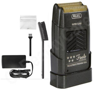 Wahl-5-Stat-Finale-Cordless-Lithium-Ion-Super-Close-Hair-Shaver-8164-412-Trimmer