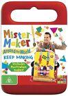 Mister Maker - Around The World - Keep Making (DVD, 2014)