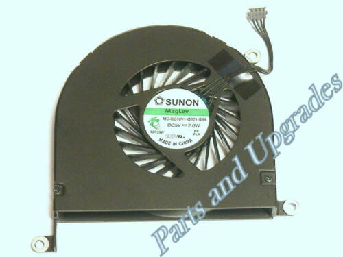 """OEM Left Side CPU Cooling Fan For APPLE MacBook Pro A1297 17/"""" Unibody LAPTOP NEW"""