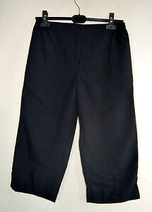36 Etirel Sporthose Trainingshose lang Damen dunkelblau Gr