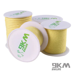 Braided Kevlar Fishing Assist Line Fishing Tackle Accessory Made with kevlar