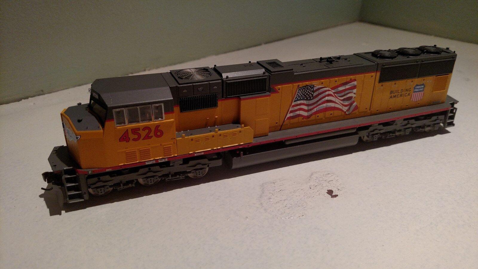 Athearn Genesis G6165 Union Pacific SD70M Locomotive Brand New