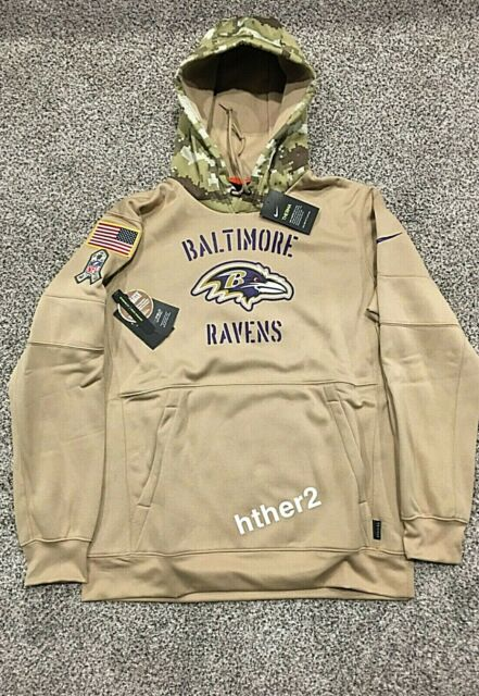 AUTHENTIC Nike 2019 San Francisco 49ers Salute to Service Hoodie All Sizes STS