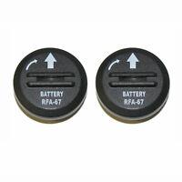 2 Petsafe Rfa-67d-11 Rfa-67 6 Volt Battery Module 2 Pack