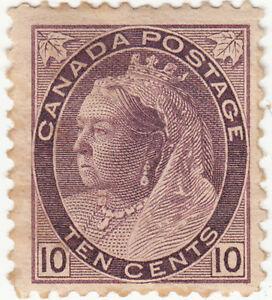 Canada-Postage-Ten-Cent