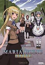 MARIA HOLIC ALIVE COMPLETE COLLECTION (2PC) - DVD - Region 1 - Sealed