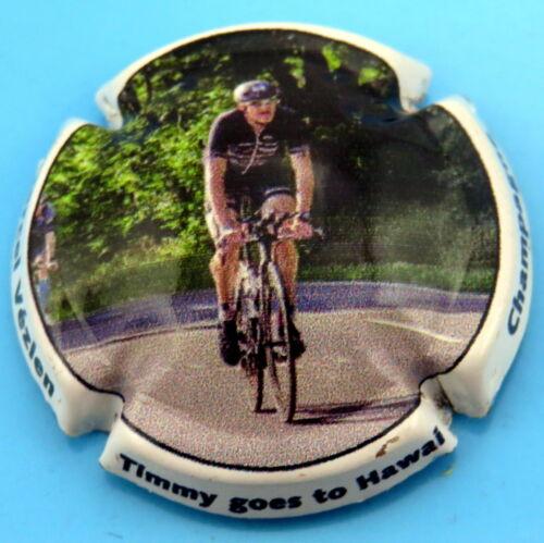 VEZIEN  MARCEL  N°092a  Timmy Goes Triathlon Hawaï Cyclisme