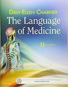 The Language of Medicine 11th Edition Canada Preview
