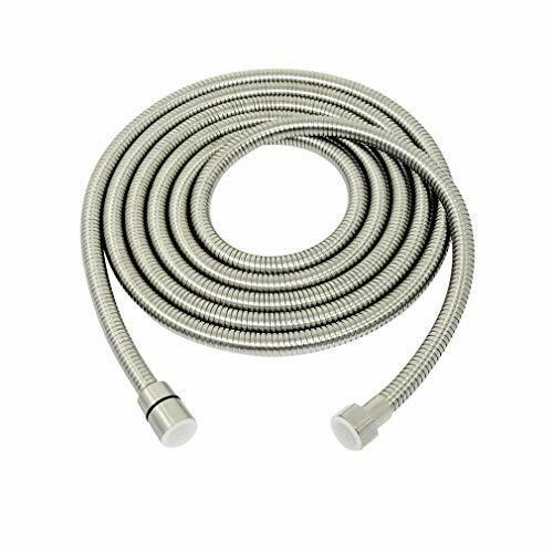 """STARBATH Extra Long Replacement Shower Hose 2.5m 98"""" Anti-Kink Adjustable"""