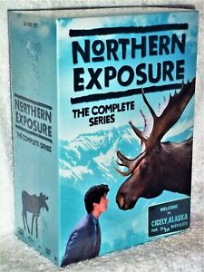 Northern-Exposure-The-Complete-Series-DVD-2020-26-Disc-NEW-Rob-Morrow