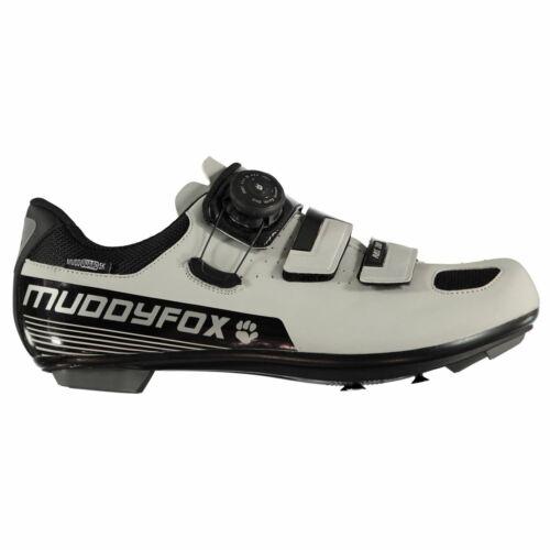 Muddyfox Mens RBS200 Cycling Shoes Road
