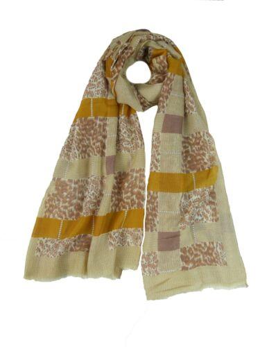 Animale Leopardo Sciarpa Per Le Donne Donna Sciarpe Scialle Wrap di alta qualità