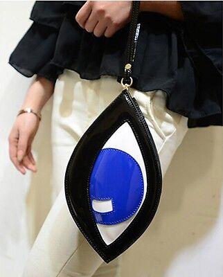 New Fashion Women Bags Leather Messenger Shoulder Hobo Bag Eye Handbag TOP