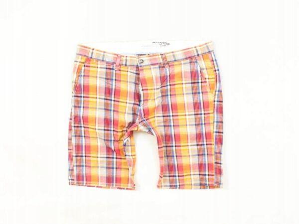 *f Lindberg Mens Shorts Short Pants Checks Size L Famoso Per Materie Prime Di Alta Qualità, Gamma Completa Di Specifiche E Dimensioni E Grande Varietà Di Design E Colori