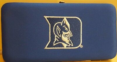 NCAA Duke Blue Devils Microfiber Clutch Wallet by Game Day Outfitters