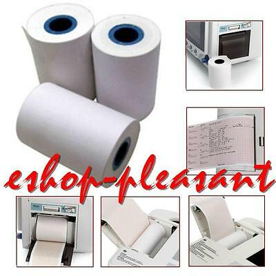 50mm*20m Print papaer Roll paper Thermal paper for ECG EKG Electrocardiograp