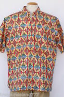 NEW Reyn Spooner Bishop Street button down Hawaiian shirt XXL NWOT