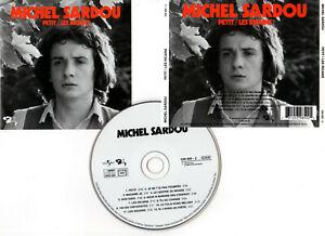 MICHEL-SARDOU-034-Petit-Les-Ricains-034-CD-1968-2000