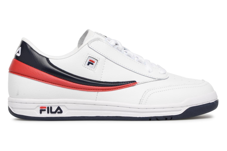 Herren Fila Original Tennis Sneaker Weiß
