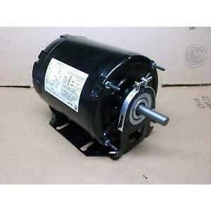 CENTURY 4UE63 AC Motor 1/3 HP 1725 RPM 115/230 Volt