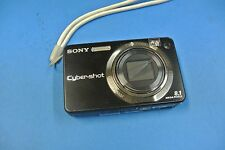 Sony Cyber-shot DSC-W150 8.1 MP Digital Camera Black