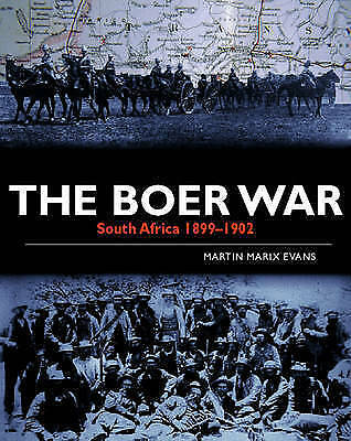 The Boer War: South Africa 1899-1902 (Battles and Histories)-ExLibrary