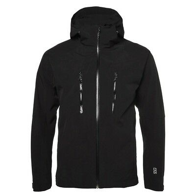 North Bend Nos Flex Stretch Wanderjacke Nero- Lustro Incantevole