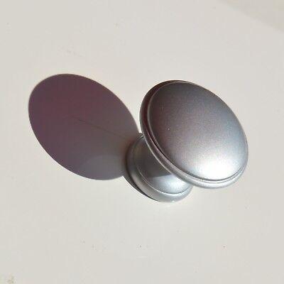 Kommoden Laden Tür Knopf 10 X Möbelgriffe Pull Matt Chrom Badezimmer Küchen