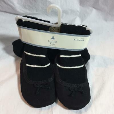 Baby Girl 12-24 Month Baby Gap Off White Bear Bottom Cable Knit Winter Tights