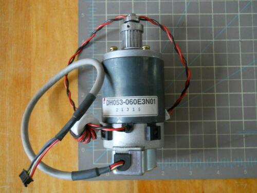 DC Motor DH053-060E3N01 Shinano Kenshi Robotics CNC w// optical encoder H9700