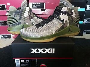 1e0d2698822c83 Nike Air Jordan XXXII 32 PE Veterans Day Unreleased Olive Desert ...