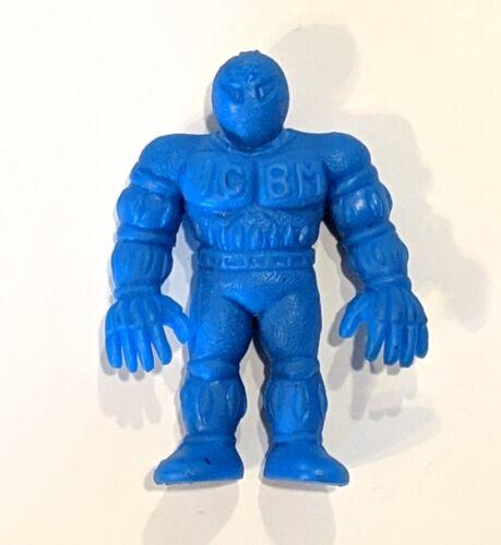 Muscle Hommes Bleu Foncé Choisir vintage 1980 S M.U.S.C.L.E men action figures
