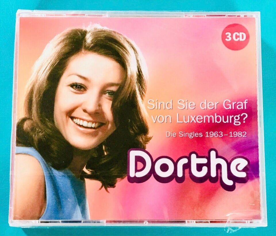 Dorthe Kollo (3CD): Die singles 1963-1982, pop