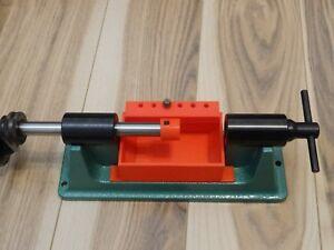 Brass Catcher Panier De Mise à Niveau, Pour The Rcbs Trimmer - 2, 3d Imprimé (rouge)-afficher Le Titre D'origine