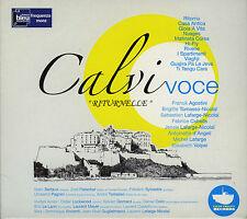 CALVI VOCE  riturnelle / DIGIPACK