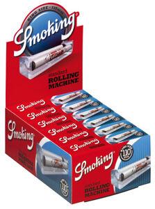 Fumer-Machine-a-Rouler-King-Taille-110mm-Boite-de-12
