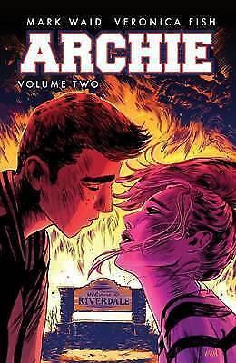 Archie Vol 2 Vol 2 By Mark Waid Veronica Fish