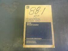 New Listingcaterpillar Cat 950e Wheel Loader Parts Manual Hebp1749 01