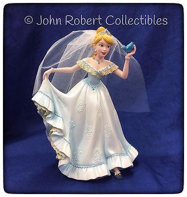 Disney Showcase Ariel Couture de Force Bride Masquerade Figurine NEW BOX!