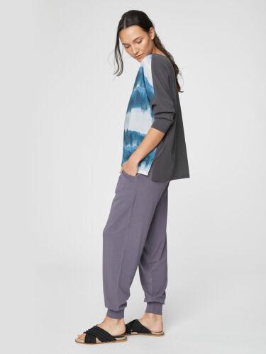 BNWT Thought Dashka Bamboo Loungewear Trousers Harem YOGA ETHICAL SS19 RRP £42